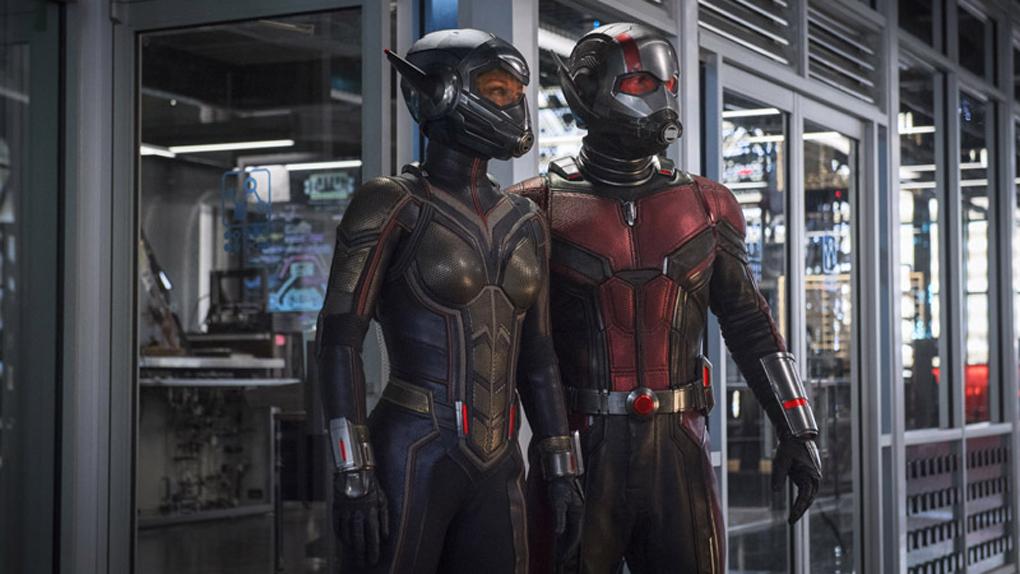 Ant-Man et La Guêpe [Marvel - 2018] 01180010