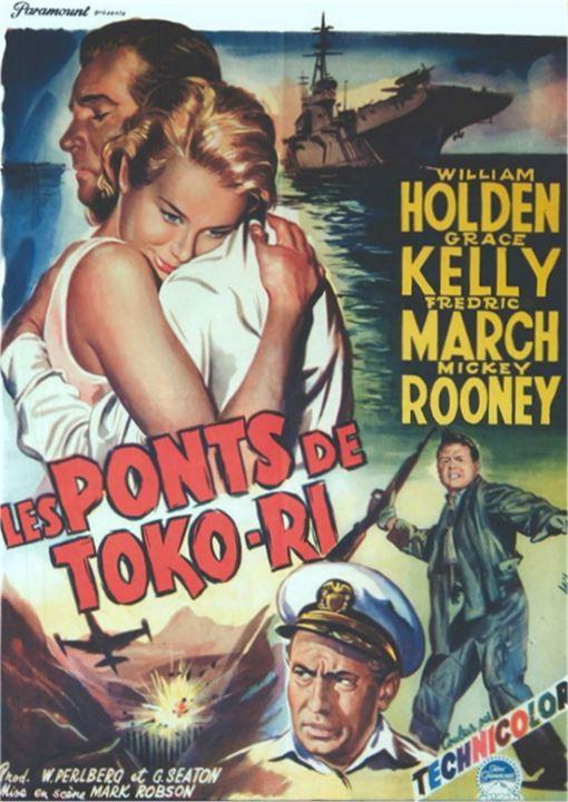Les Ponts de Toko-Ri (The Bridges at Toko-Ri) - Mark Robson - 1954 321385