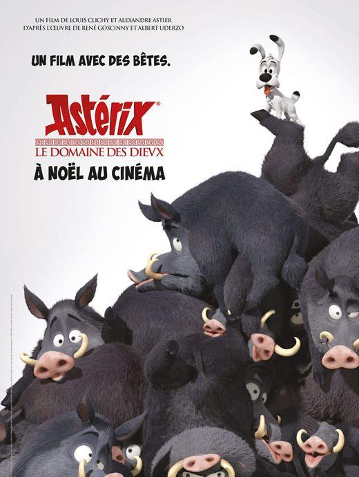 Astérix : Le Domaine des Dieux [Disney+] - Page 2 229077