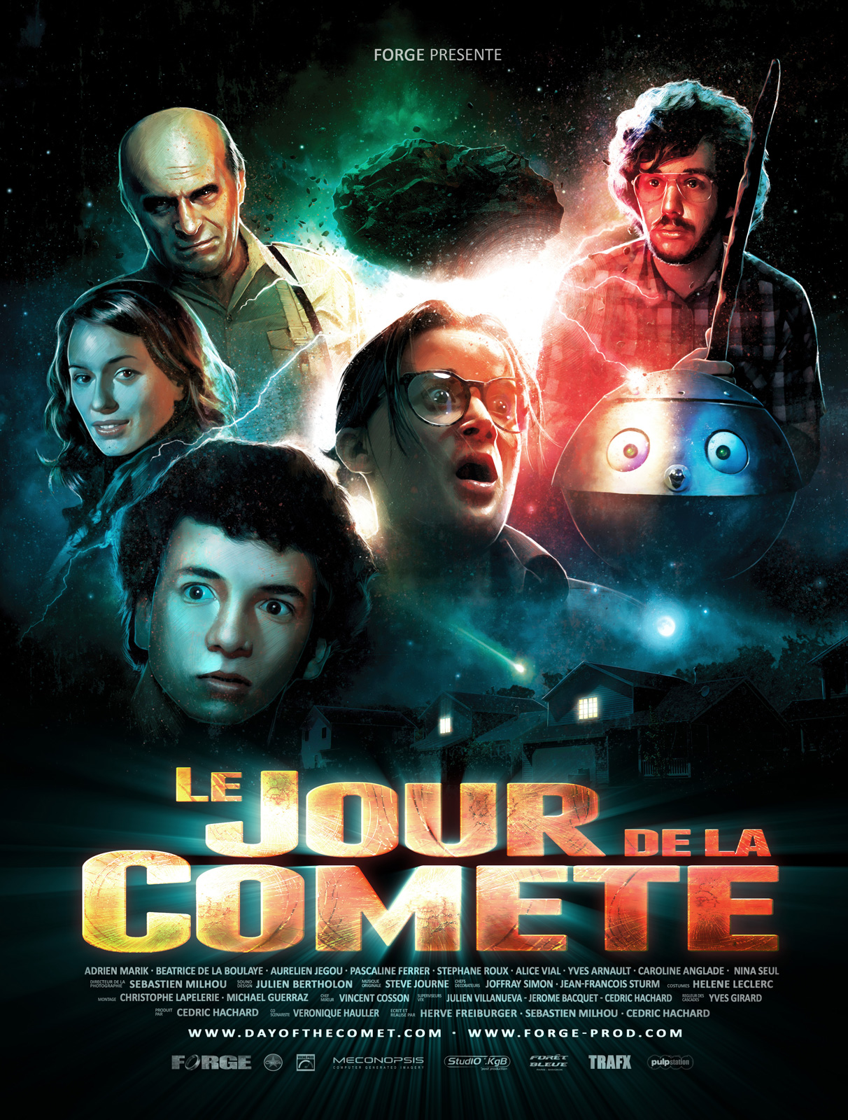 Le Jour de la comète 247216