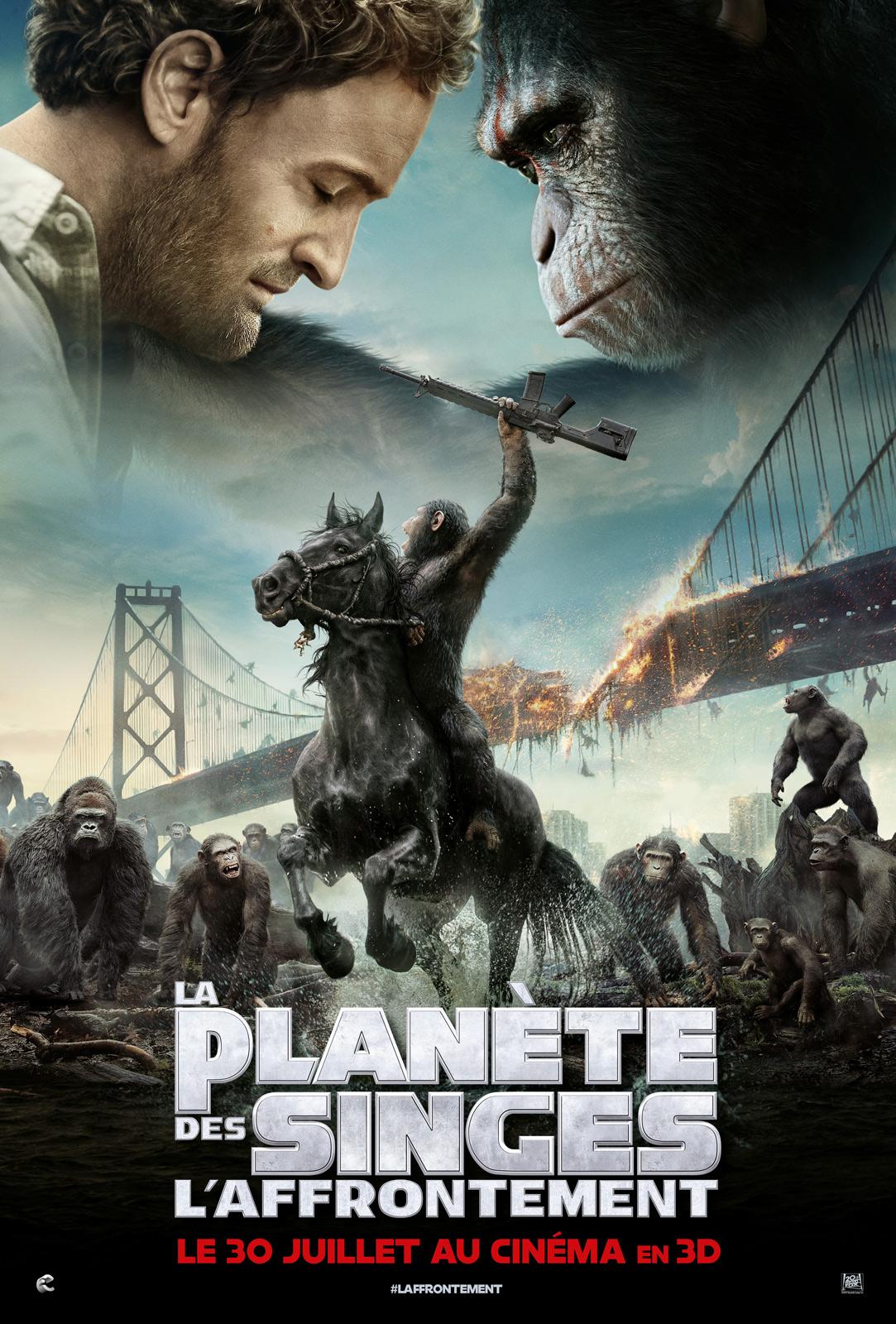 [Sondage] La Planète des Singes : L'Affrontement 192966
