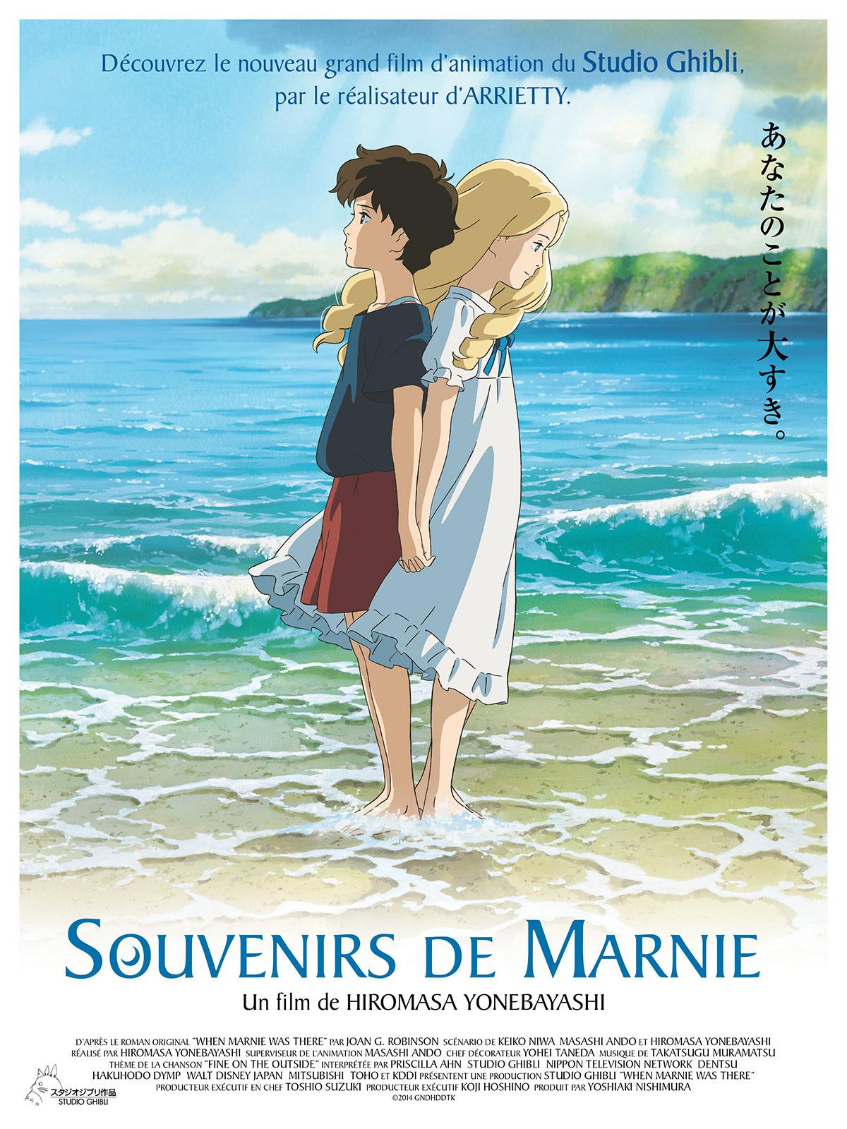[FILM] Souvenirs de Marnie (Omoide no Marnie) 132203