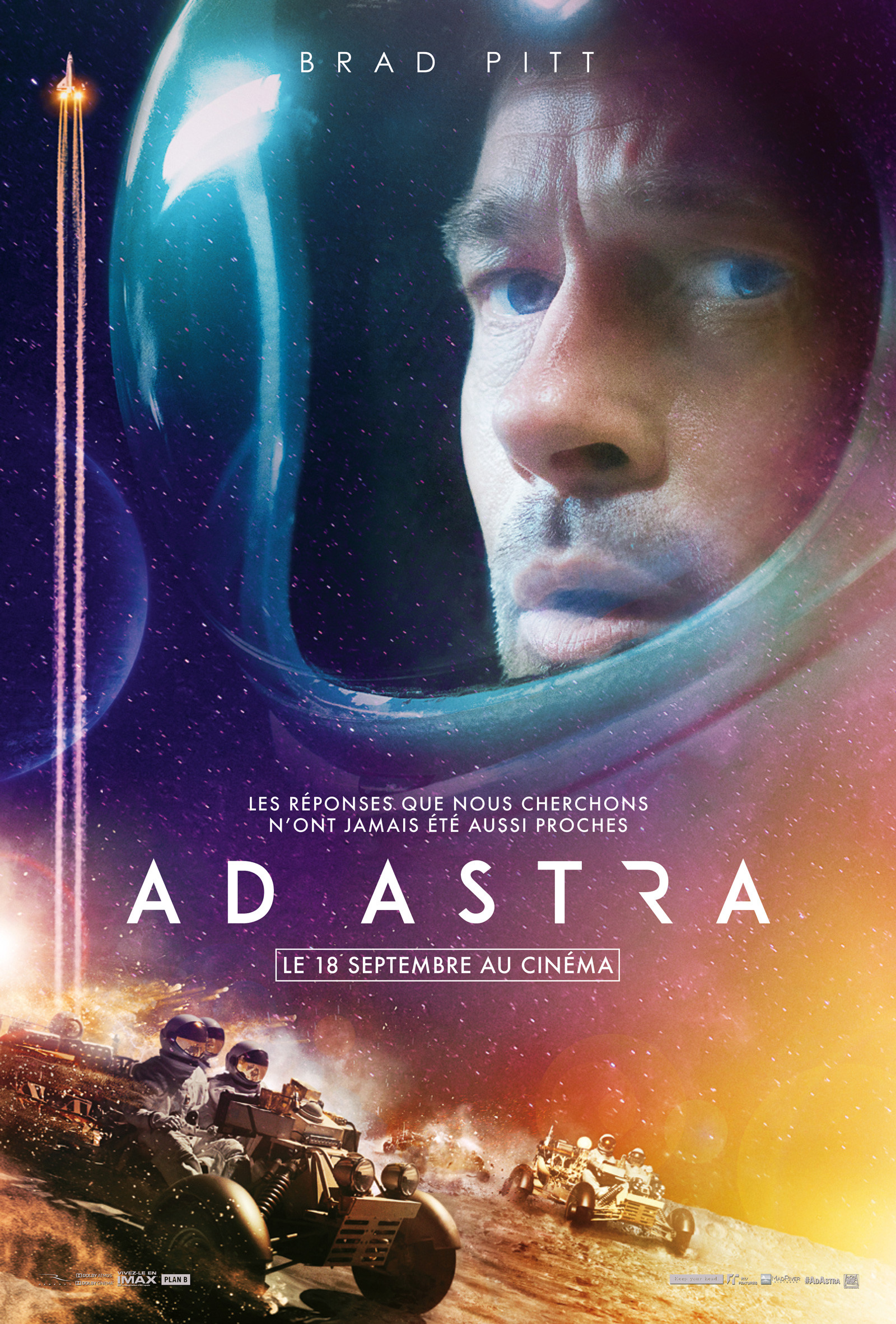 Ad Astra- James Gray- 2019 4638430