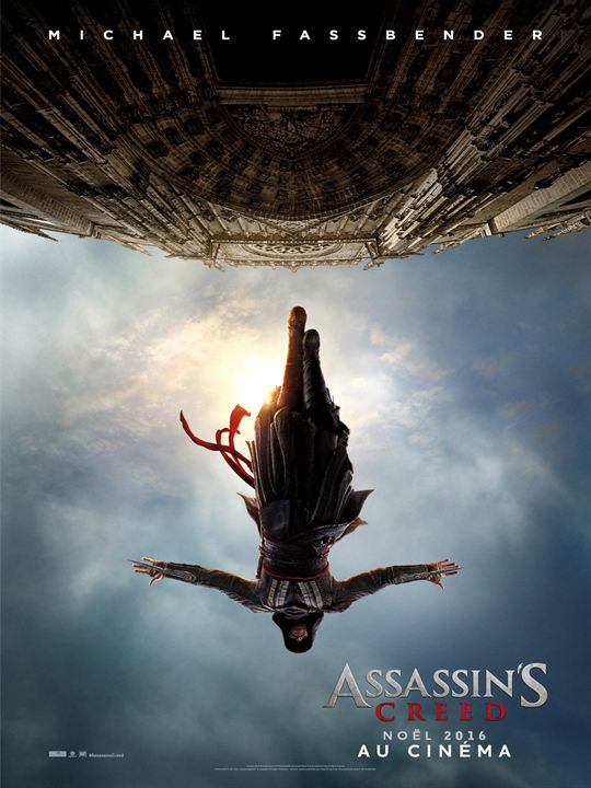 Assassin's Creed [2016] Action, Science fiction 079786