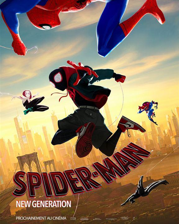 Spider-Man : New Generation [Marvel - 2018] 4296099
