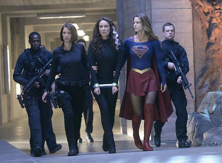 [Séries TV] Supergirl, Saisons 1 à 5 360480