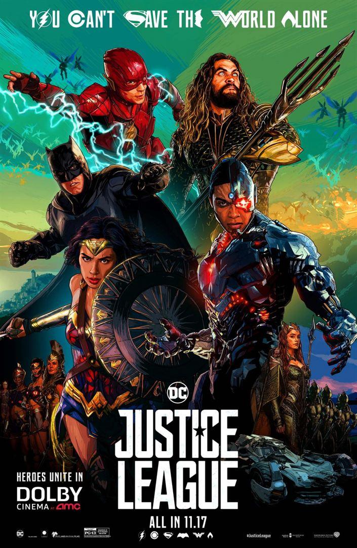 Justice League [Warner - 2017/2021] 5491215
