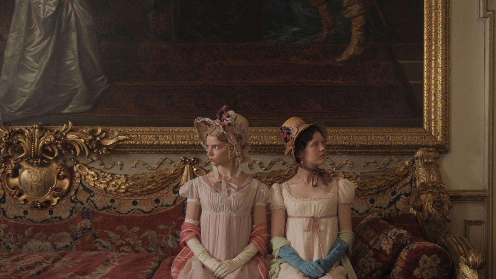 Emma d'Autumn de Wilde, avec Anya Taylor-Joy (2020) - Page 3 4739414