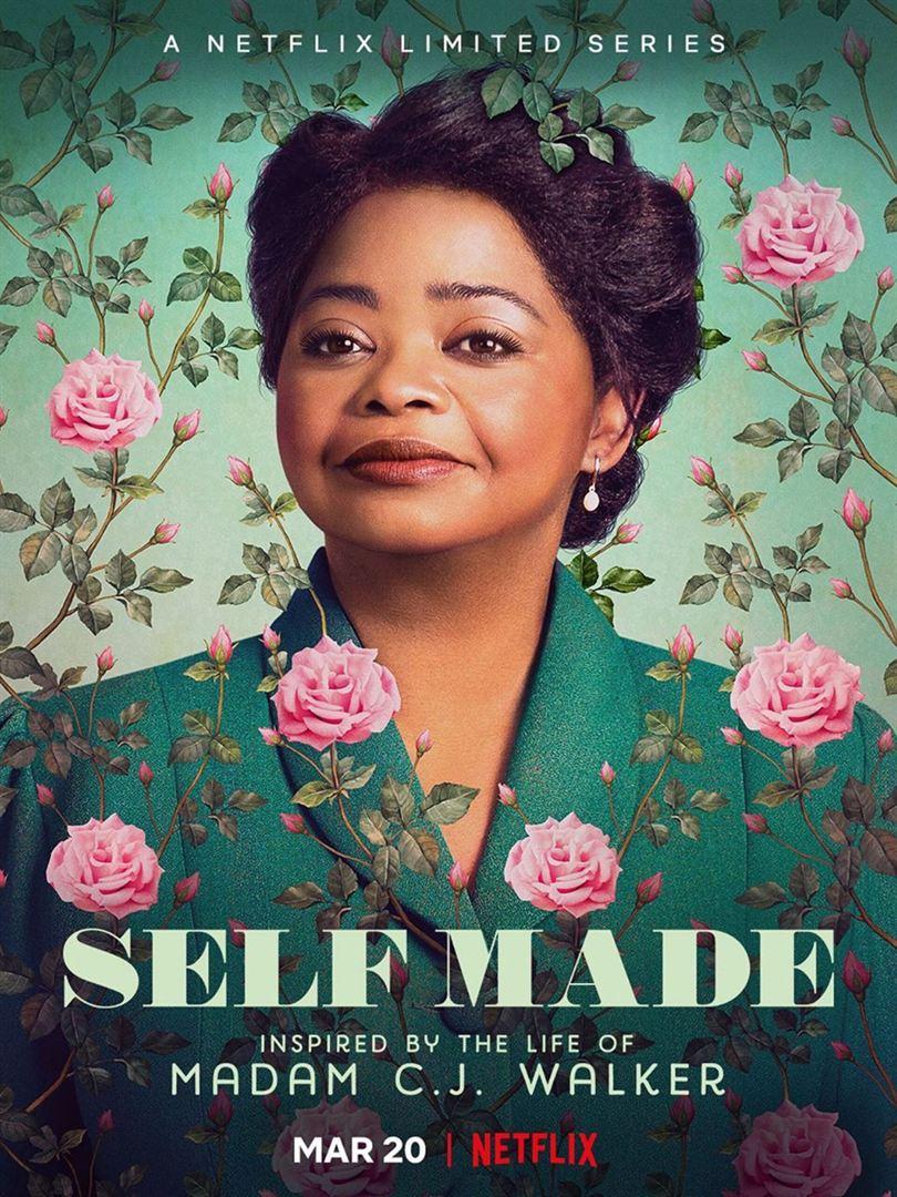 Self Made : D'après la vie de Madam C.J. Walker (Netflix) 2391514