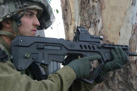 Armes de fabrication Israelienne Tarvor