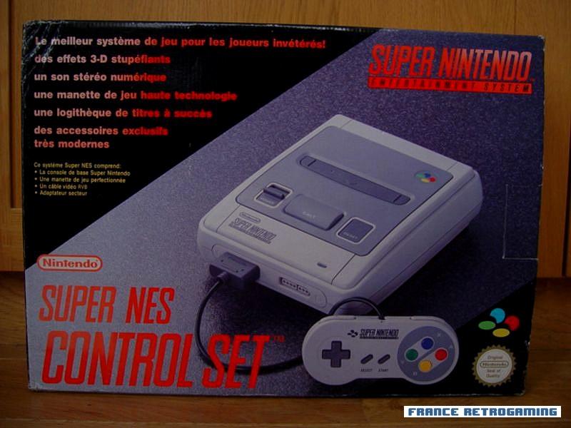 (ACH/RECH) Super Nintendo FR en boite Pack-super-nes-control-set-fr