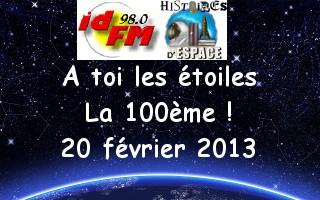 Émission radio A toi les étoiles - Page 6 Logo100