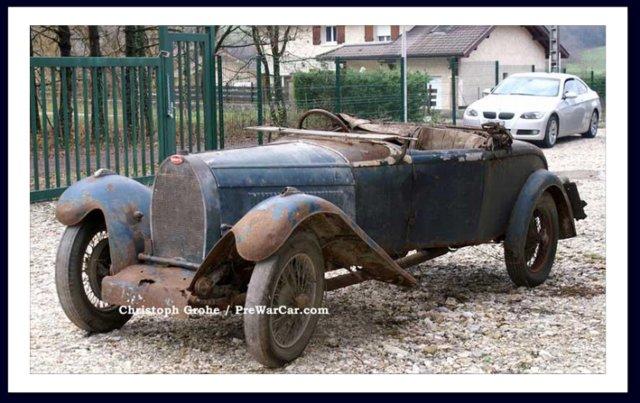 Bugatti type 44 / 3.0 litres / 1 ATC /  Bv000002