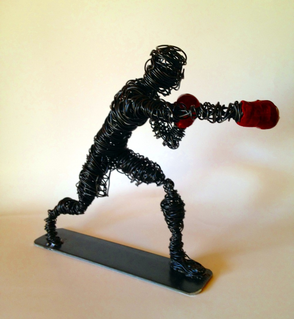Wire Art Wire-art-boxer-sculptuer-clout-s-4-e1371657794612