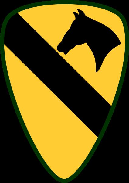 نسأل ويجيب 425px-1st_Cavalry_Division_-_Shoulder_Sleeve_Insignia_svg.18663251