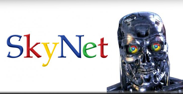 Google Brain  Google-is-skynet