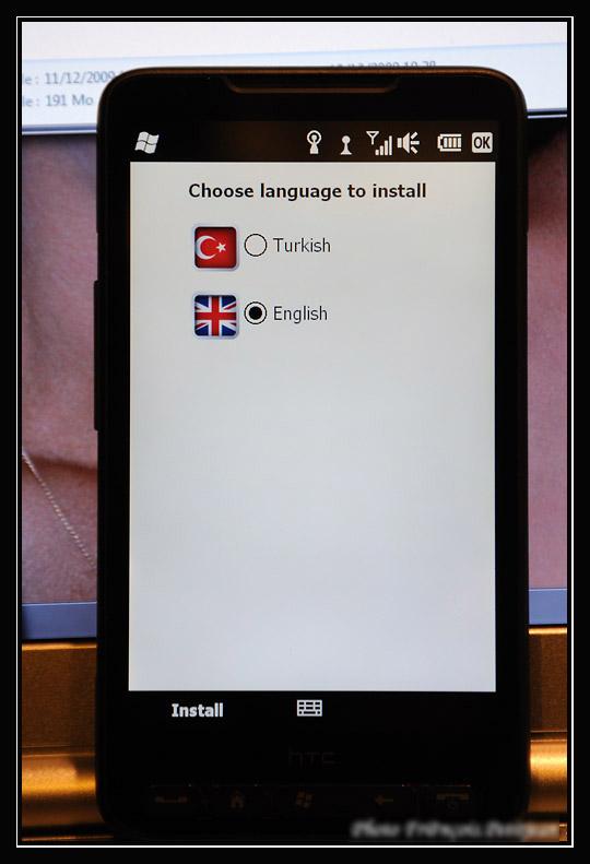Rom 1.61 HTC Stock TUR-WWE LeoB