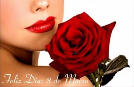 8 de Marzo día internacional de la mujer Dibujo-feliz-dia-mujer-450x294