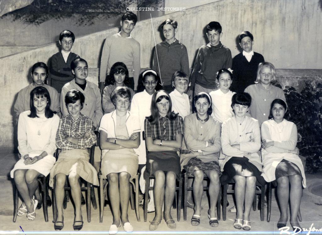 ECOLE AUDISOU CASABLANCA EcoleAudissouCasablanca1968_1969