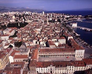 Najlipši grad na svitu: Split Dioklecijanova%20palaca