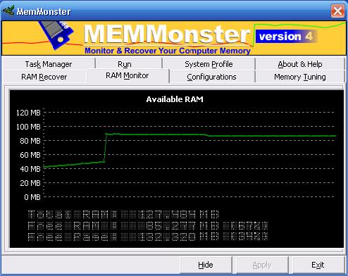 سرع جهازك وقول للبطئ باى باى مع هذا البرنامج الرهيب Mem Monster 05step_MemMonster