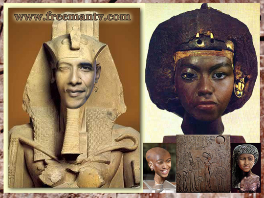 Fear of God, Fear of Hell - Page 2 Obama-clone-pharaoh