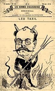 Albert Pike y luciferismo: falsos paradigmas entre los conspiranoicos! Taxil_devil01