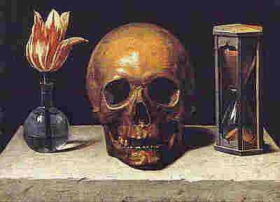 L'égo ,facteur incontournable de l'eveil, matiere premiere de l'alchimie spirituelle. VANITAS1