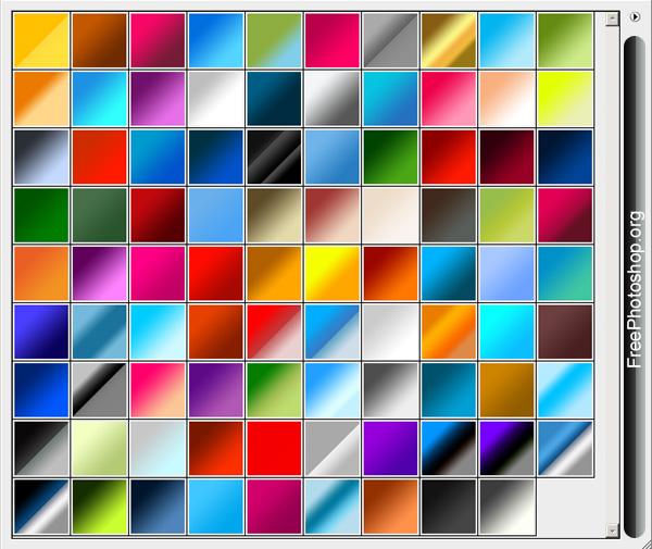 alguns gradientes Photoshop-gradients