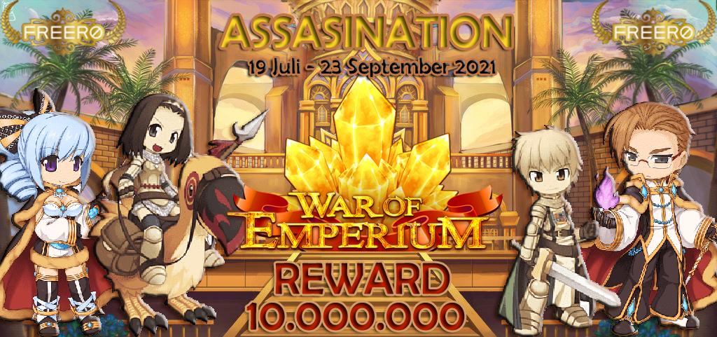 Event Assasination Classic WOE 2021 Assasinwoe2021