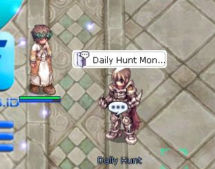 [NEW] EVENT DAILY HUNT MONSTER Dailyhunt1