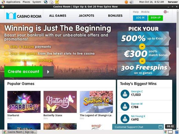 Casinoroom Svenska Casinoroom-Svenska