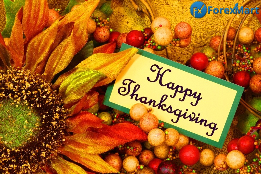 Company News by ForexMart - Page 2 Thanksgiving