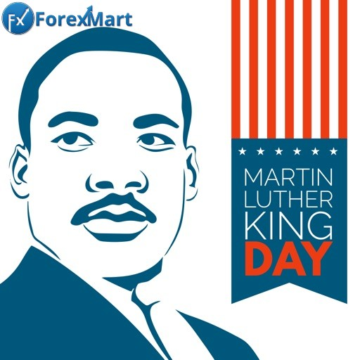 Company News by ForexMart - Page 2 Martin_Luther_King_Day