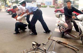 Vol de bicyclette en Chine ........ contre-mesures...... F200703011510123098564202