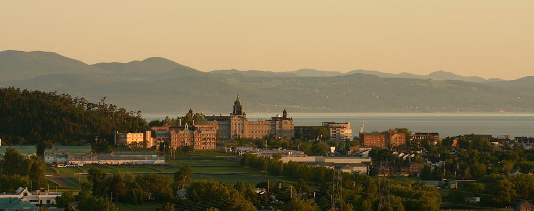 Canada – Un voyage de Québec vers la Gaspésie a travers les paroisses au 19 eme siècle Ville-de-la-pocatiere