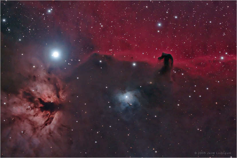 Ring Nebula  B33_Horsehead_Nebula