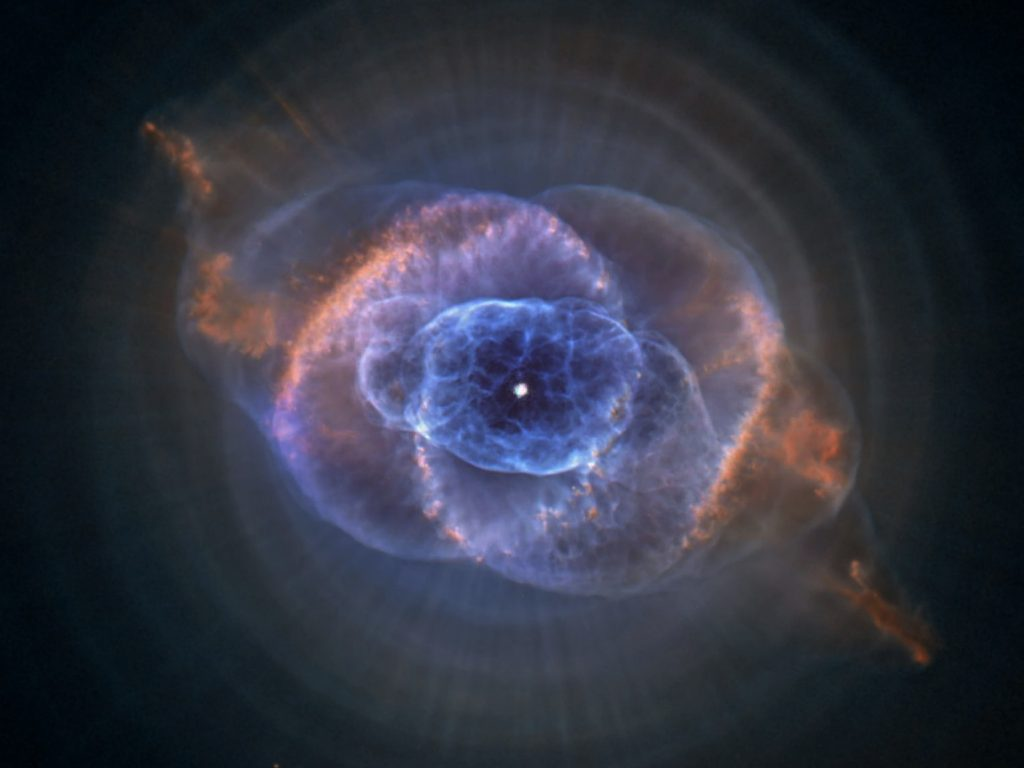 Ring Nebula  Catseye