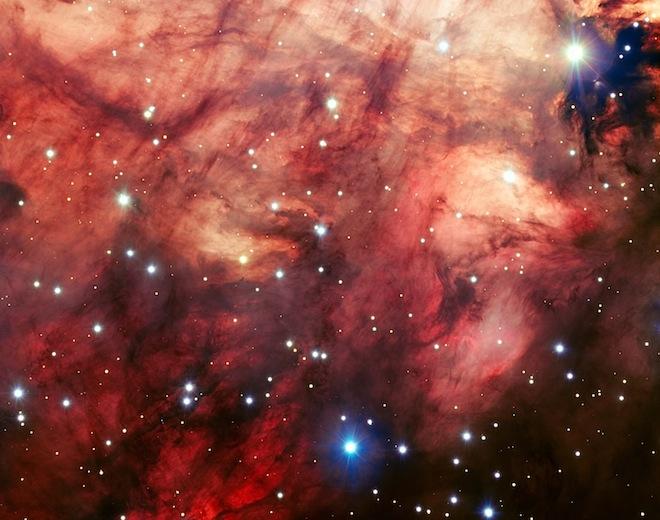 Ring Nebula  Omeganeb