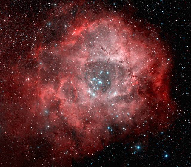 Ring Nebula  Rosetta