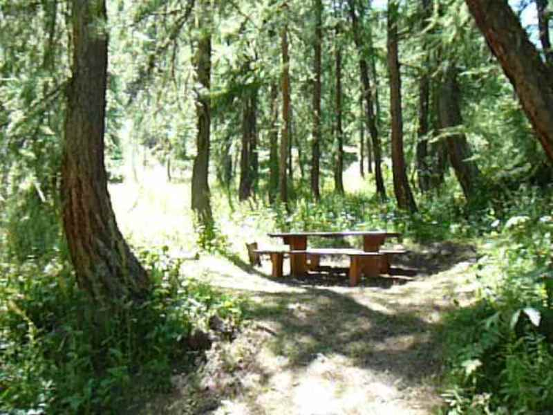 Le Sentier Botanique, Sentier Découvert - Départ du Lavachet 16