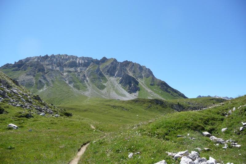 Le Sentier Botanique, Sentier Découvert - Départ du Lavachet 26