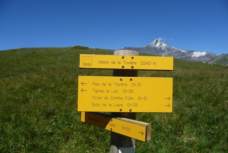 Le Sentier Botanique, Sentier Découvert - Départ du Lavachet 29