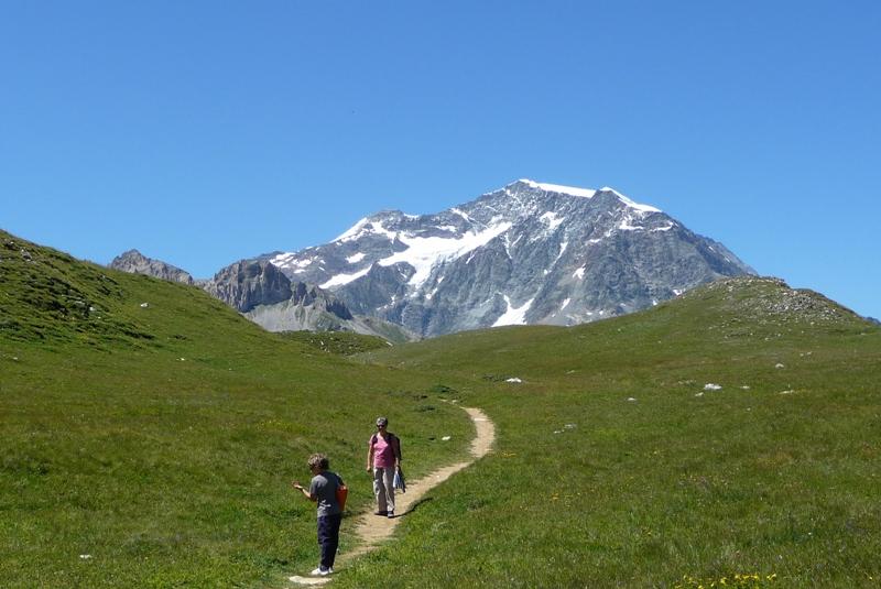 Le Sentier Botanique, Sentier Découvert - Départ du Lavachet 30