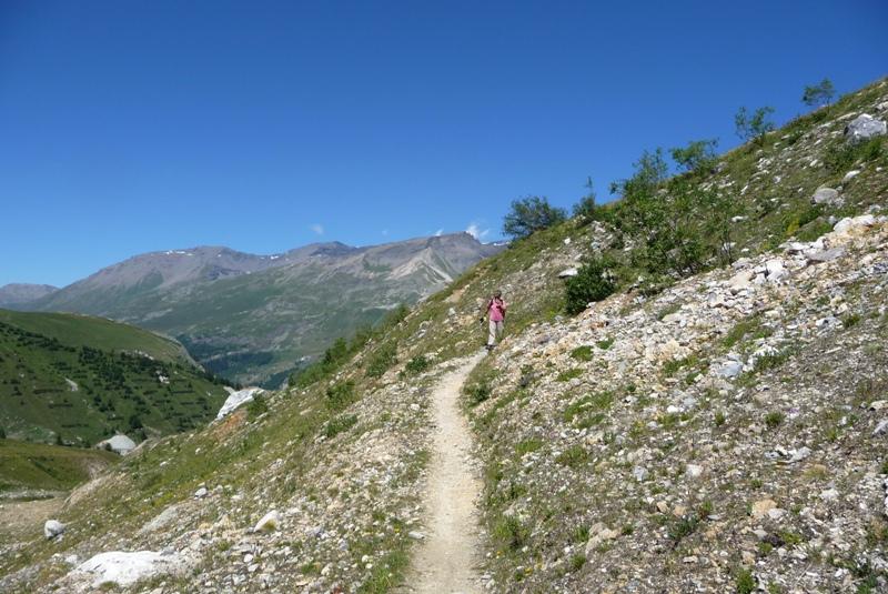 Le Sentier Botanique, Sentier Découvert - Départ du Lavachet 37