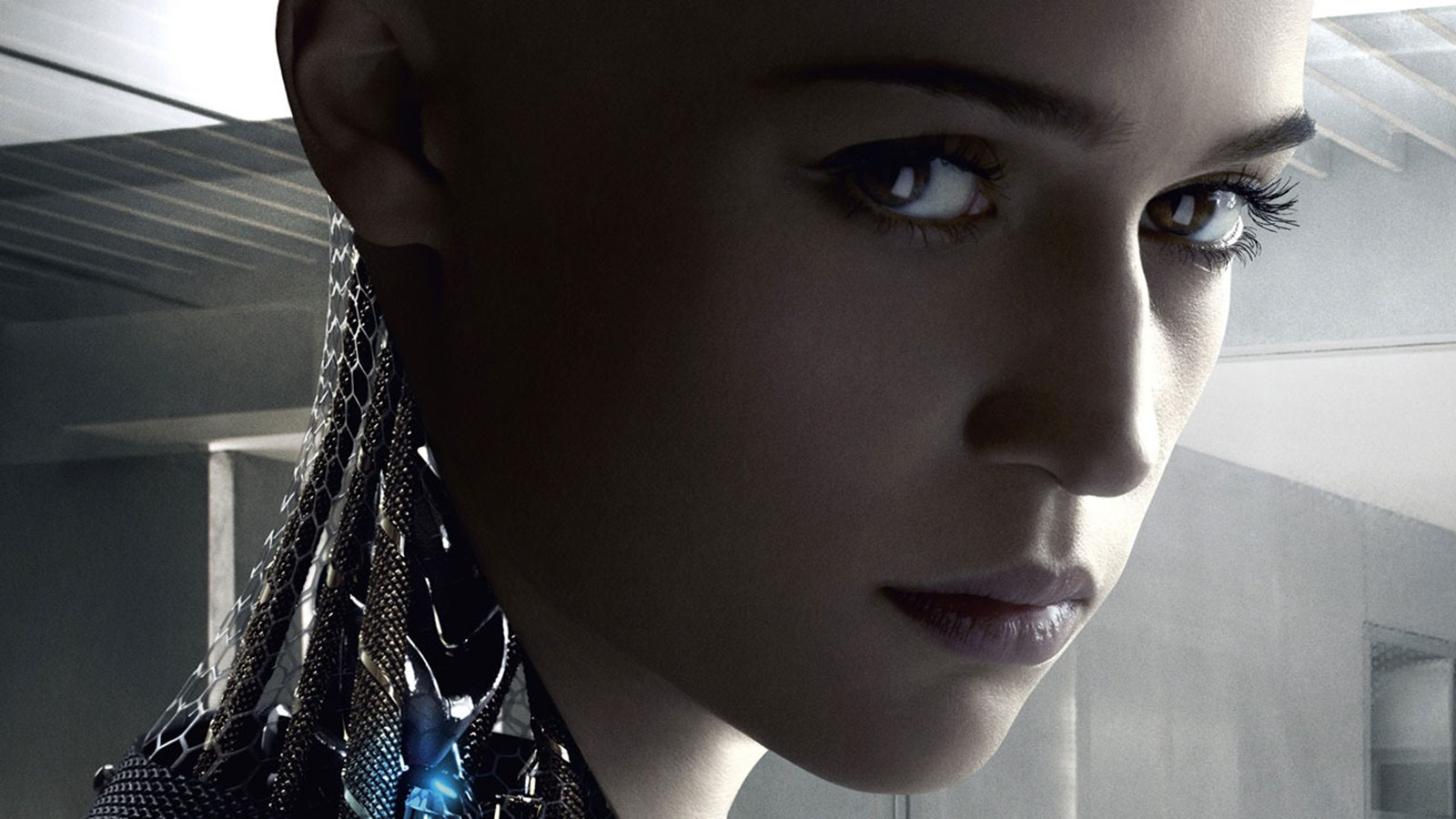 The United States of the Solar System, A.D. 2133 (Book Five) - Page 9 Ex-Machina-Actress-Wallpapers