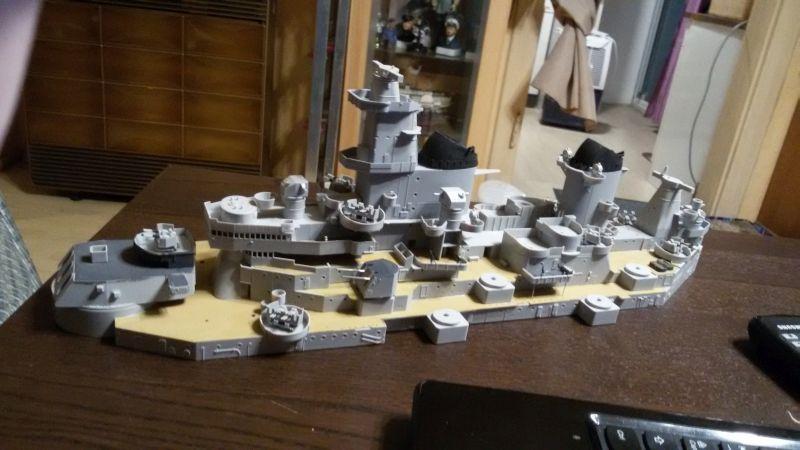 USS Missouri BB-63 / Trumpeter,  1:200 - Seite 2 Bfgvzzvh