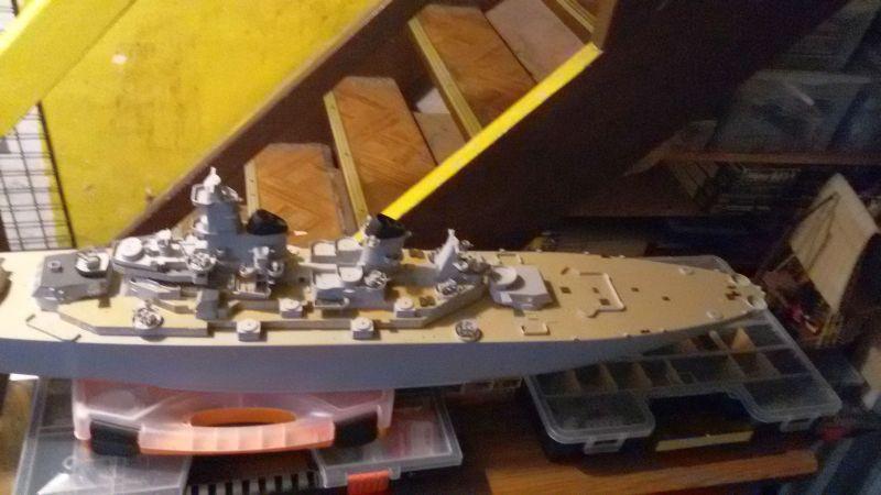 USS Missouri BB-63 / Trumpeter,  1:200 - Seite 3 4657n3nt