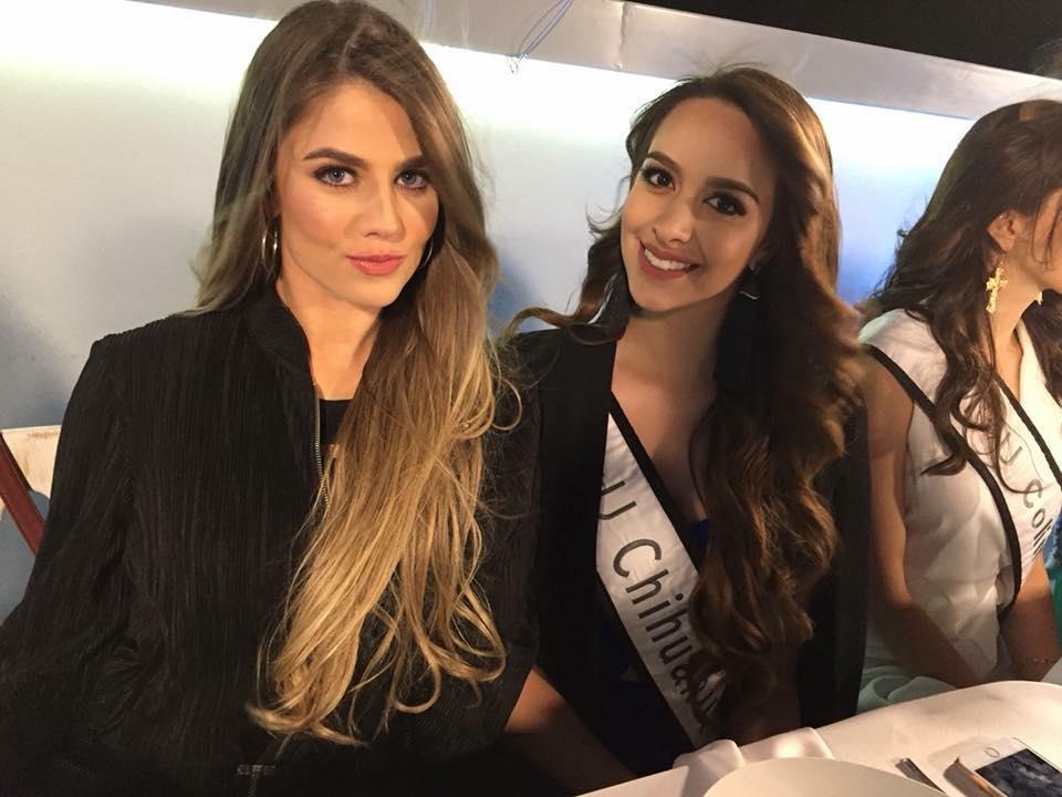 candidatas a mexicana universal 2018. final: 3 june. - Página 6 Yv54htyu