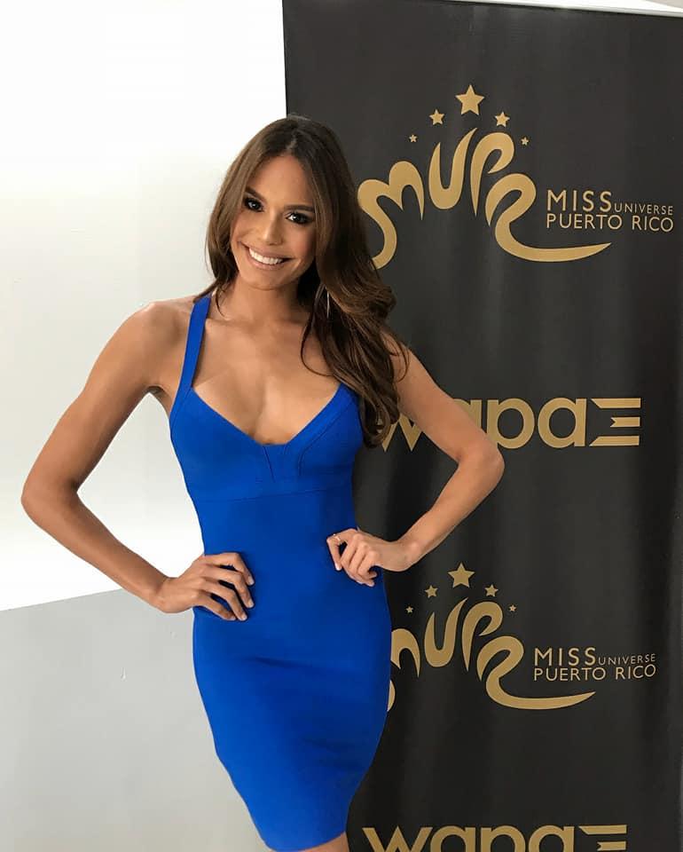 algunas pre candidatas (para casting final) de miss universe puerto rico 2018. Aty459cg